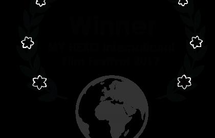 פרס ראשון לסרט של dostories365 בפסטיבל MY HERO